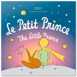 Calendario 2021 30X30 The Little Prince