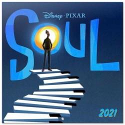 Calendario 2021 30X30 Disney Soul