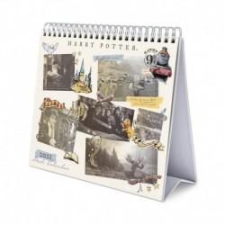 Calendario De Escritorio Deluxe 2021 Harry Potter