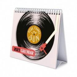 Calendario De Escritorio Deluxe 2021 Lily & Val