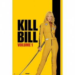 Poster Kill Bill Vol. I