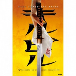 Poster Kill Bill Katana