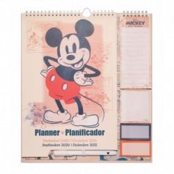 Planificador 2020/2021 Disney