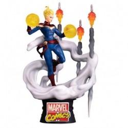 Figura Marvel Comics Capitan Marvel
