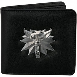 Cartera The Witcher White Wolf