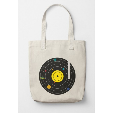 Totebag Across The Universe