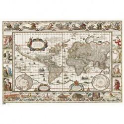 Vade Mapa Del Mundo Antiguo