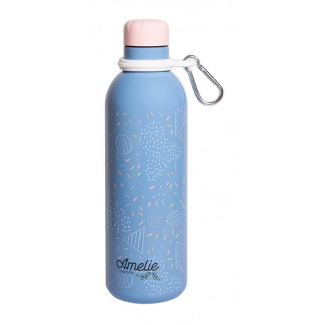 Botella Metálica Hot&Cold 500Ml Amelie
