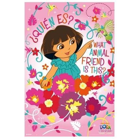 Poster Dora Exploradora