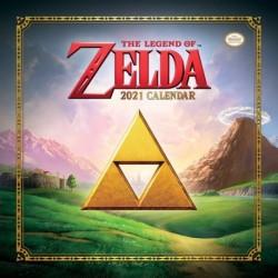 Calendario 2021 30X30 The Legend Of Zelda