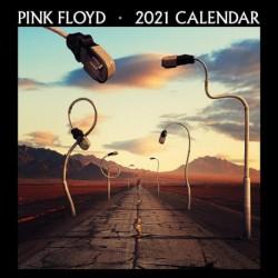 Calendario 2021 30X30 Pink Floyd