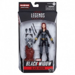 Figura Black Widow Legends Black Widow