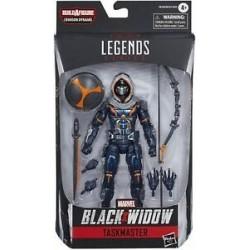 Figura Black Widow Legends Taskmaster