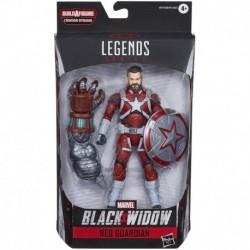 Figura Black Widow Legends Red Guardian