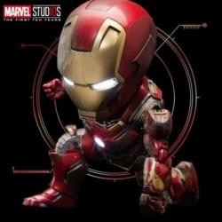 Figura Marvel 10Th Anniversary Ironman Mk 43 Battle Damaged