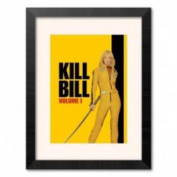 Print Enmarcado 30X40 Cm Kill Bill Vol. I
