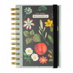 Agenda 2021 Dia Pagina Botanical