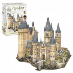 Puzzle 3D Harry Potter Torre De Astronomia De Hogwarts