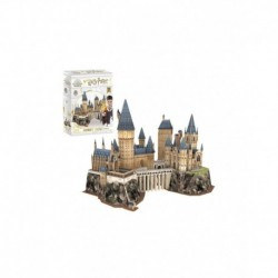 Puzzle 3D Harry Potter Castillo De Hogwarts