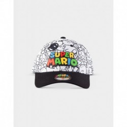 Gorra Nintendo Super Mario Villains