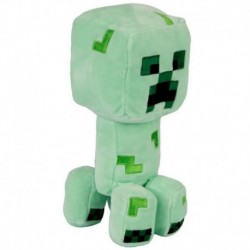 Peluche Minecraft Earth Happy Explorer Creeper