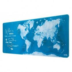 Alfombrilla Raton Xl Mapa Del Mundo