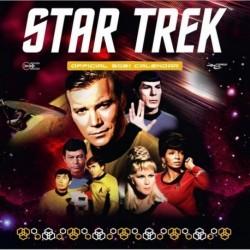 Calendario 2021 30X30 Star Trek