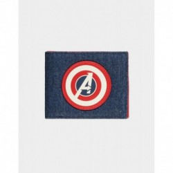 Cartera Plegable Avengers Marvel