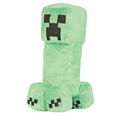 Peluche Minecraft Earth Adventure Creeper