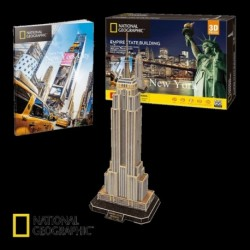 Puzzle National Geographic Empire State Building