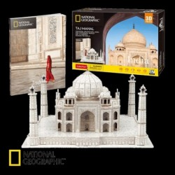 Puzzle National Geographic Taj Mahal