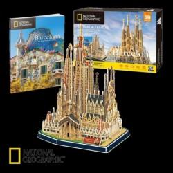 Puzzle National Geographic La Sagrada Familia