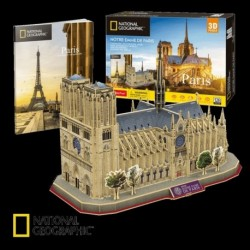 Puzzle National Geographic Notre Dame