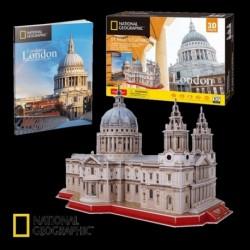 Puzzle National Geographic Catedral De San Pablo
