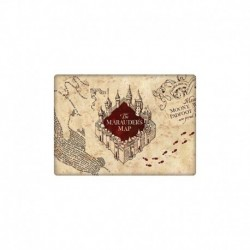 imán Metal Harry Potter Marauders Map