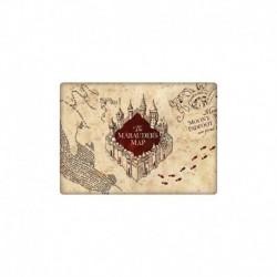 imán Metal Harry Potter Marauders Map