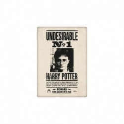 imán Metal Harry Potter Undesirable No1