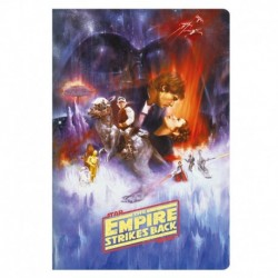 Cuaderno A5 Star Wars The Empire Strikes Back