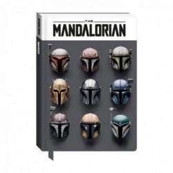 Cuaderno A5 Star Wars Mandalorian