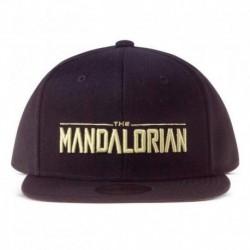 Gorra The Mandalorian Silueta