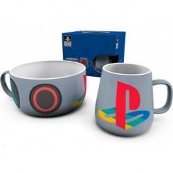 Set Desayuno Playstation Classic