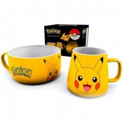 Set Desayuno Pokemon Pikachu