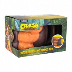Taza 3D Crash Bandicoot