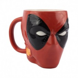 Taza 3D Marvel Deadpool