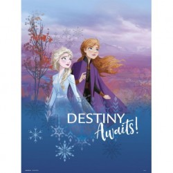 Print 30X40 Cm Disney Frozen Ii Destiny Waits