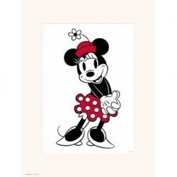 Print 30X40 Cm Disney Minnie Classic