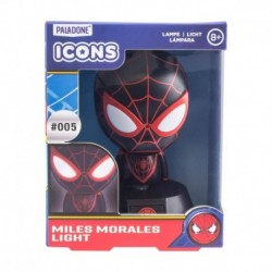 Lámpara Sobremesa Icon Spiderman Miles Morales