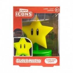 Lámpara Sobremesa Icon Super Mario Super Stars