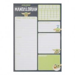 Bloc Notas De Escritorio The Mandalorian