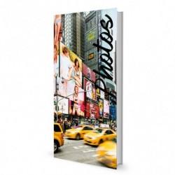 Album Foto Soft 96 Bolsillos 10X15Cm New York